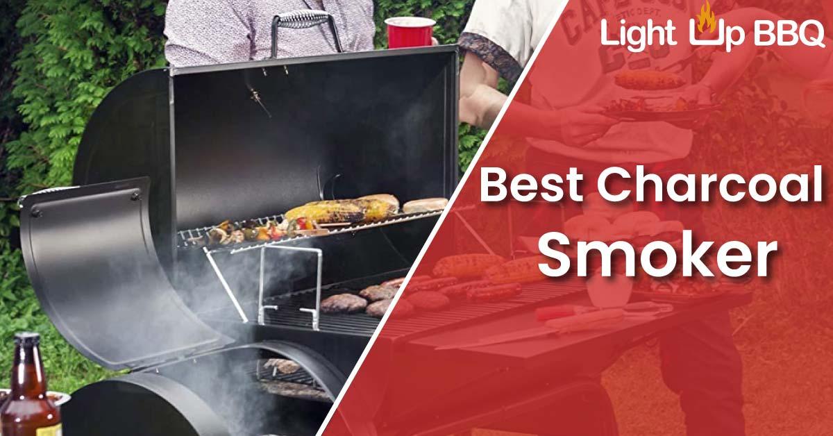 Best Charcoal Smoker