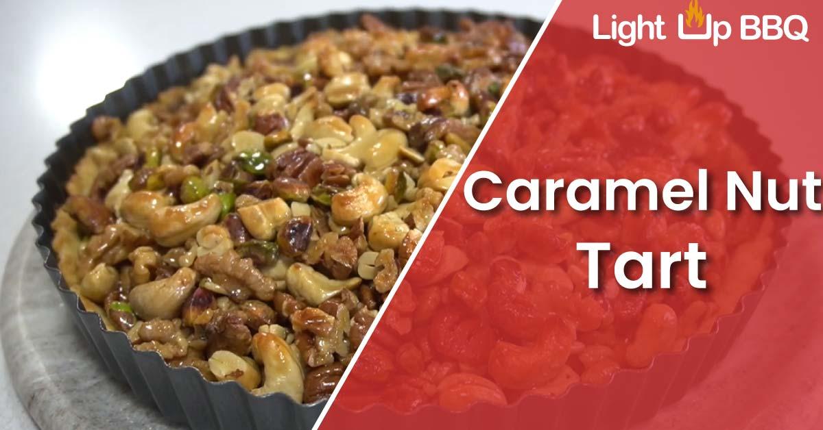 Caramel-Nut-Tart