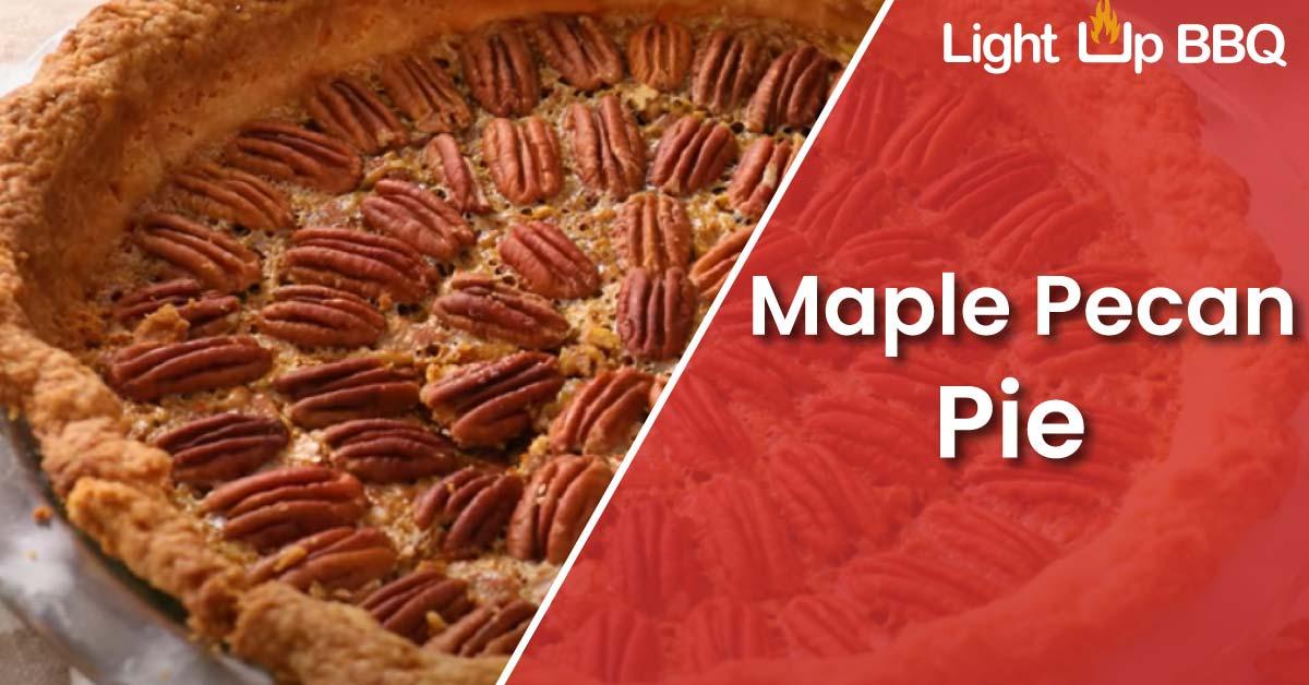 Maple-Pecan-Pie