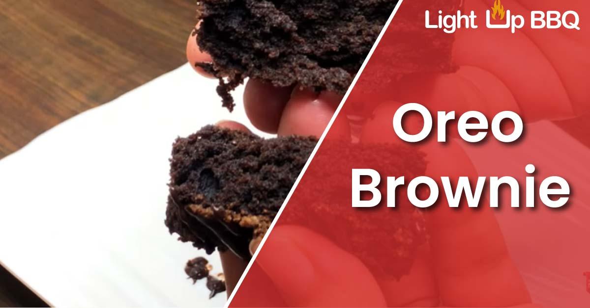 Oreo-Brownie